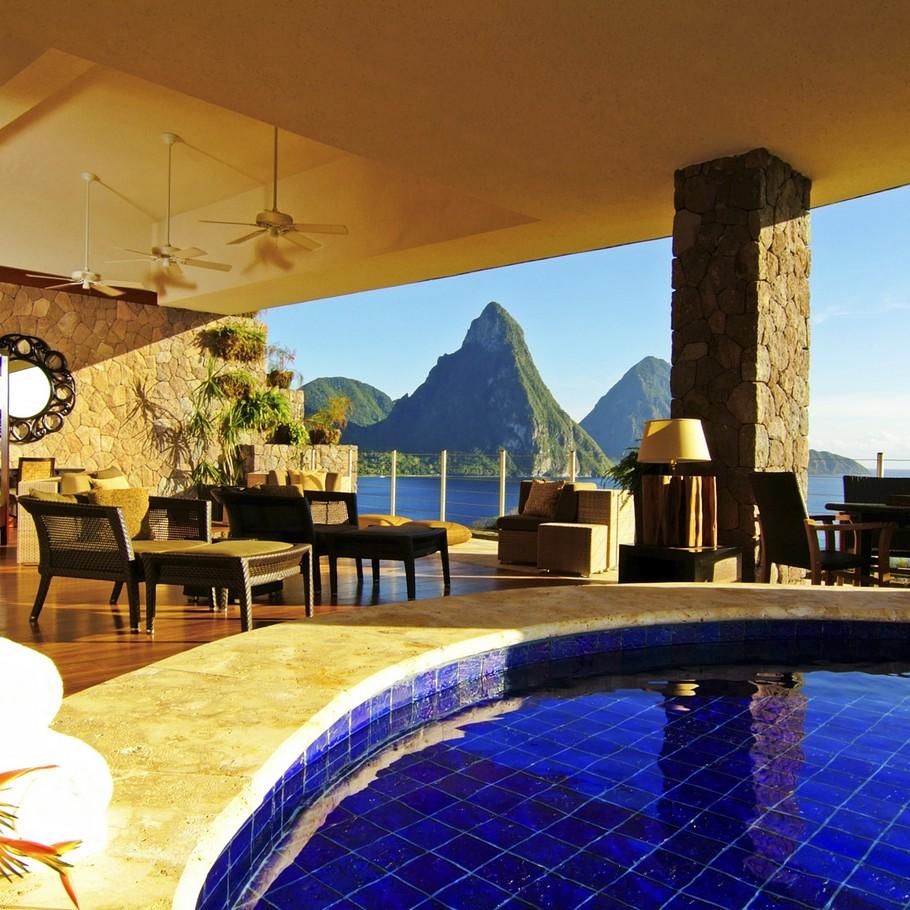 Choose Jade Mountain for a Romantic Getaway 2