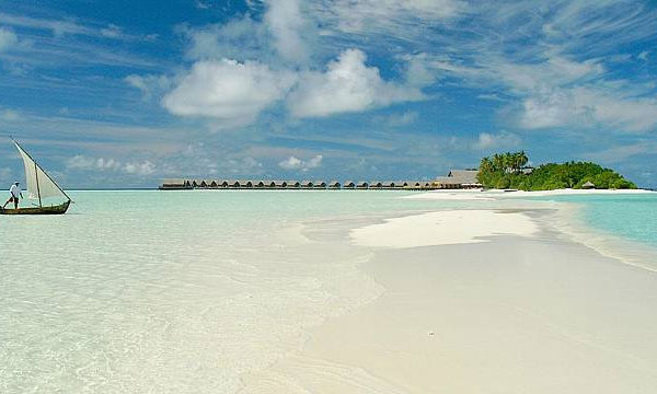 Cocoa Island in the Maldives 1