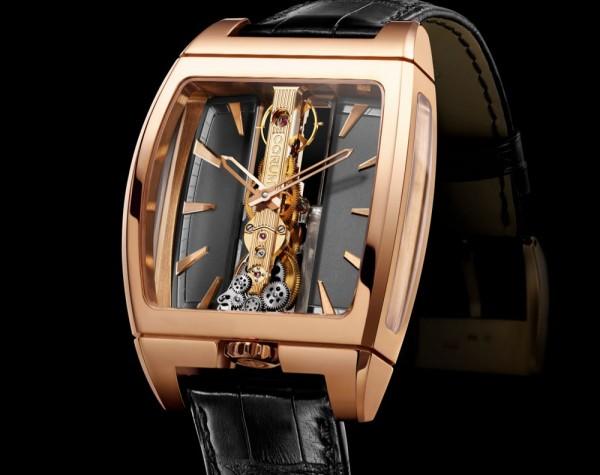 Corum Golden Bridge Watch Goes Automatic