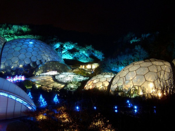 Eden Project Is the World's Largest Greenhouse 12