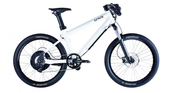 Grace Pro The First Street-Legal Electric Bike 11
