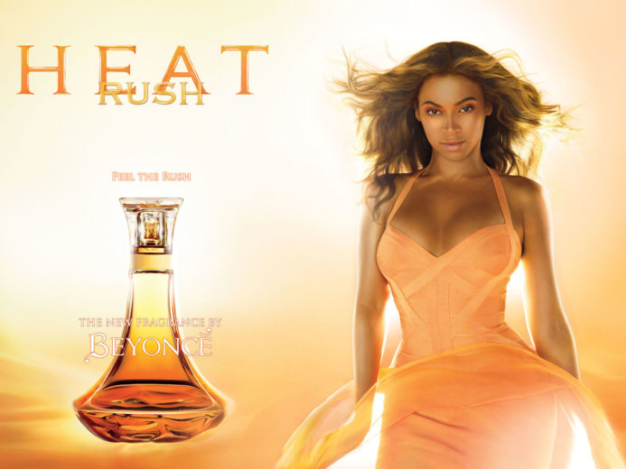 Heat Rush – The New Fragrance by Beyonce