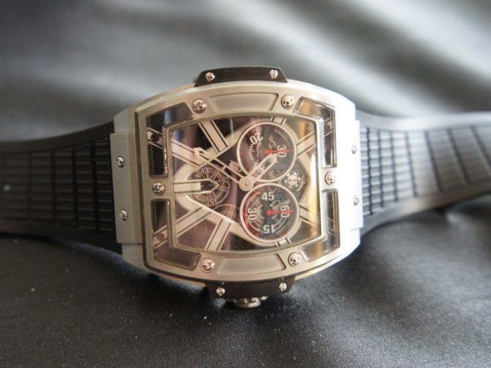 Hublot Masterpiece MP-01 Watch 1