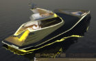 Innovative Yacht Design for the X-SYM 125 2