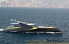 Innovative Yacht Design for the X-SYM 125 5