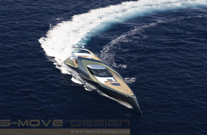 Innovative Yacht Design for the X-SYM 125 6