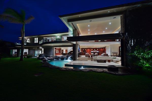 Jewel of Kahana - A Dream Villa in Hawaii for Sale 1