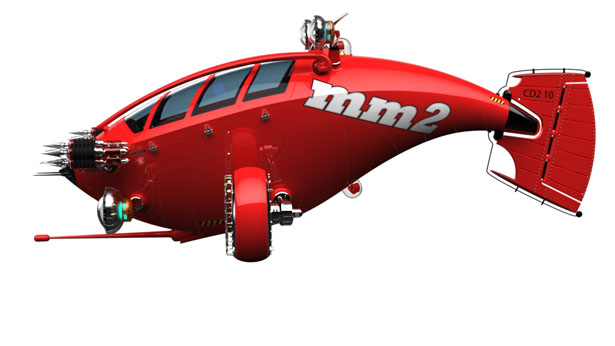 Neptune MM2 Mini Submersible