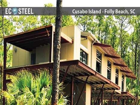 Prefab Disaster Housing