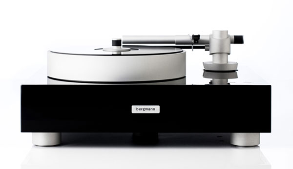 Sleipner Airbearing Turntable from Bergman Audio 2