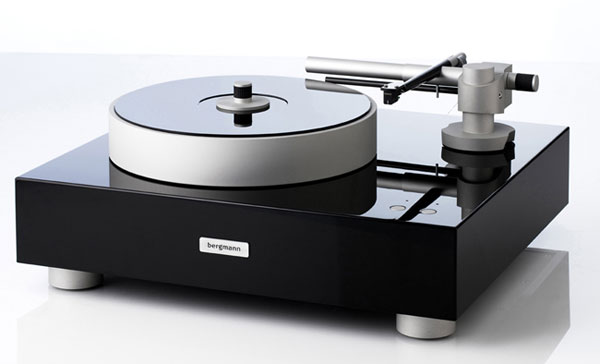 Sleipner Airbearing Turntable from Bergman Audio 4