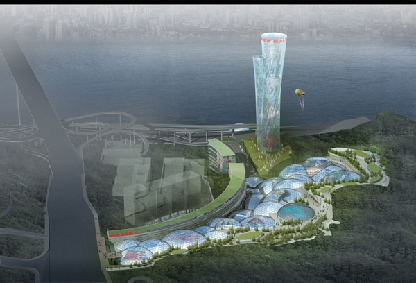 The Chongqing New World Shopping Center Project (4)