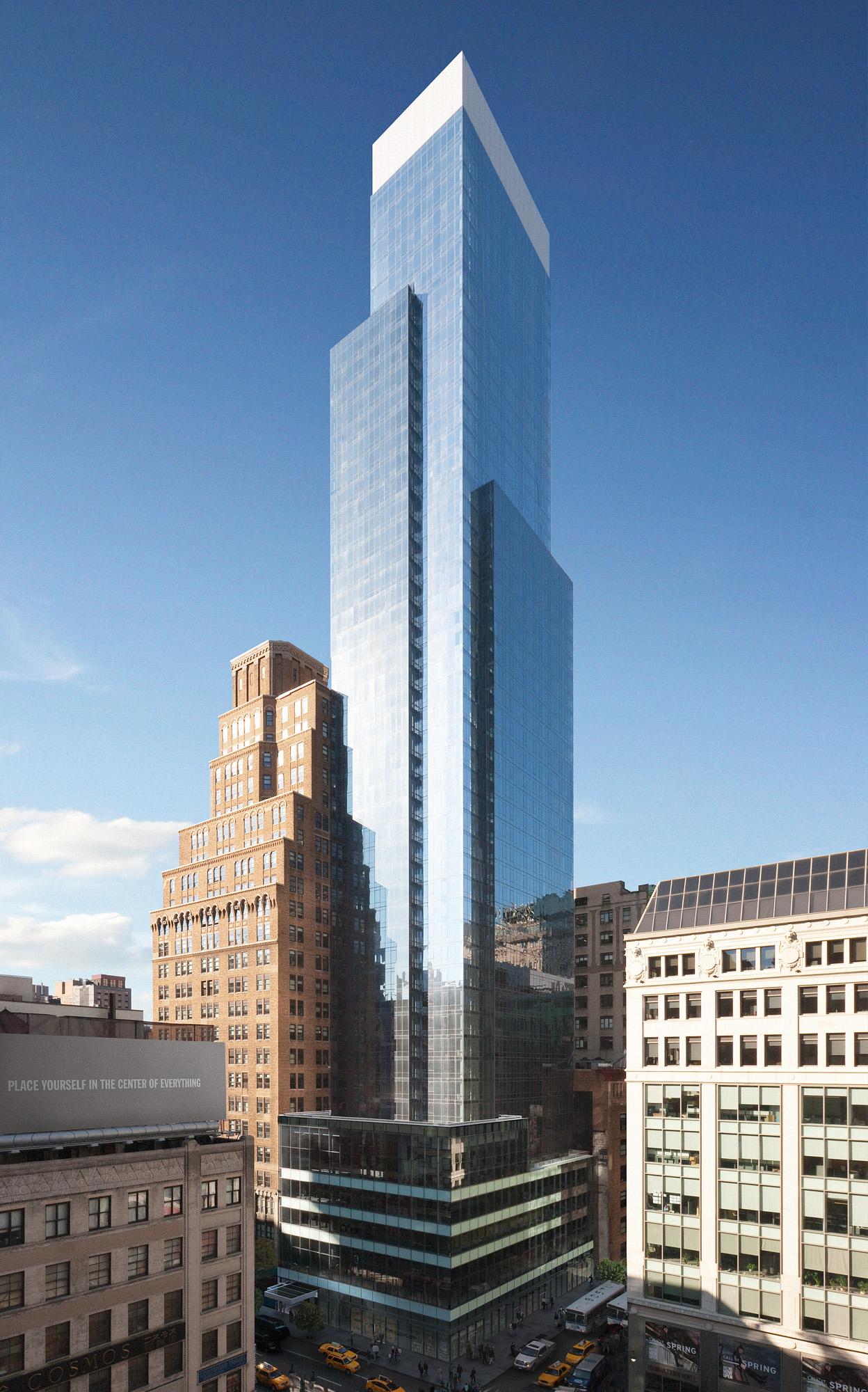 The Continental Luxury Rental Tower in Manhattan 1