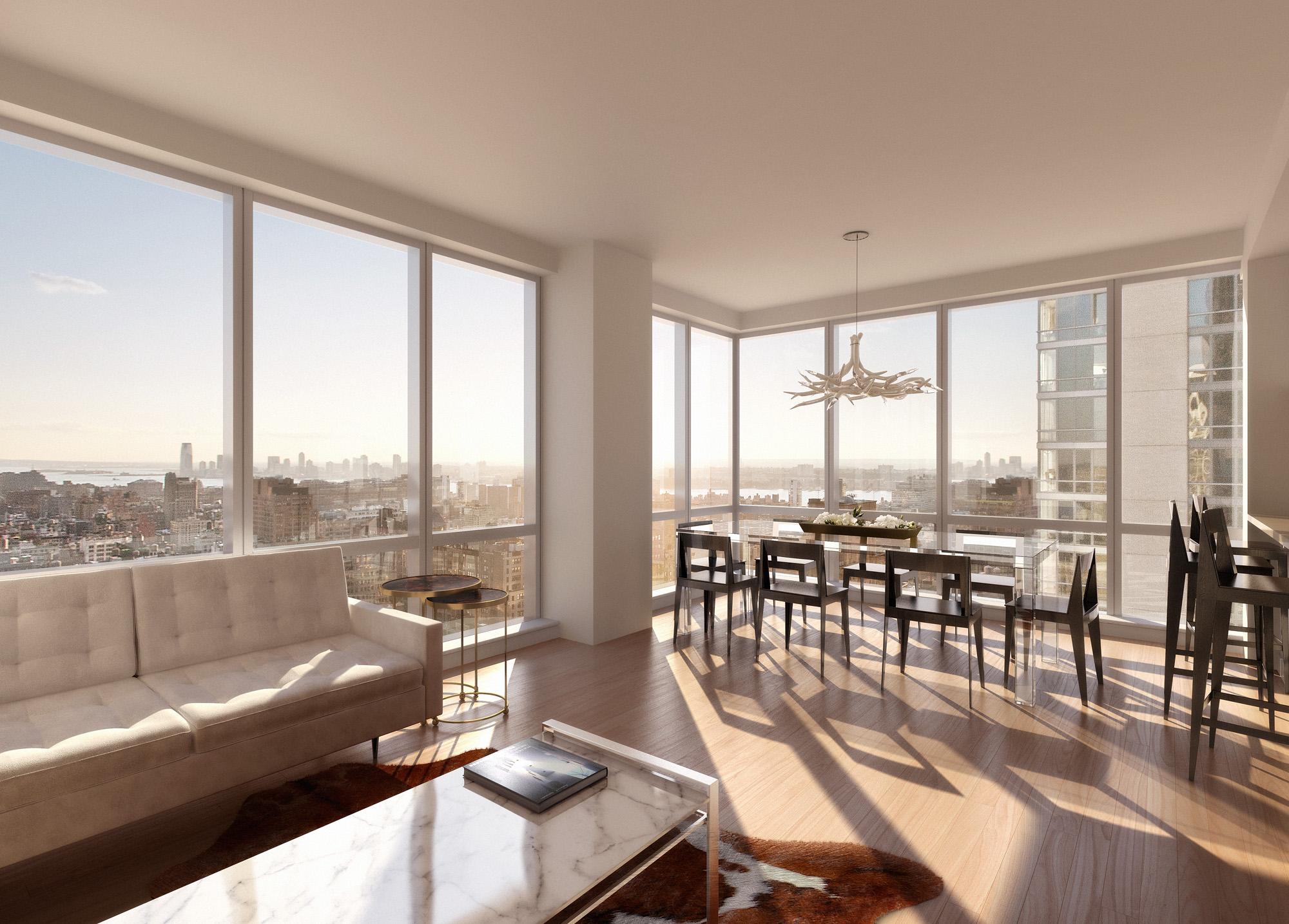 The Continental Luxury Rental Tower in Manhattan 2