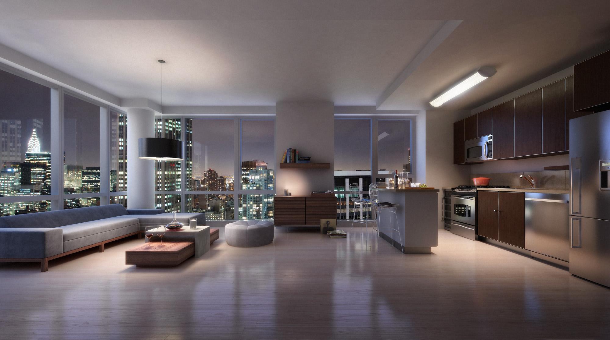 The Continental Luxury Rental Tower in Manhattan 3
