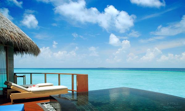 The Exotic Constance Halaveli Maldives Resort 1
