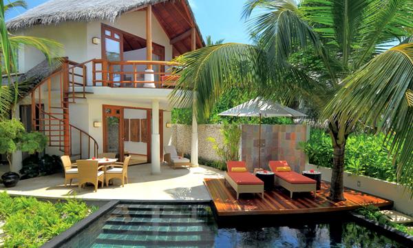 The Exotic Constance Halaveli Maldives Resort 10