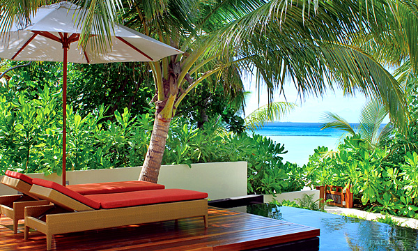 The Exotic Constance Halaveli Maldives Resort 11