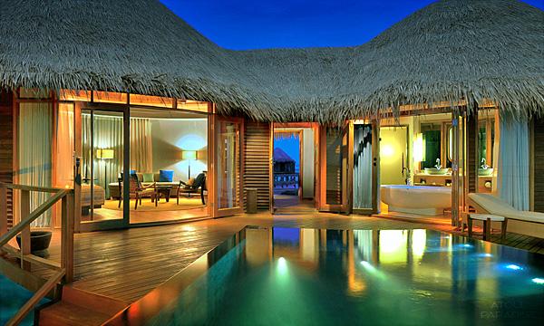 The Exotic Constance Halaveli Maldives Resort 2