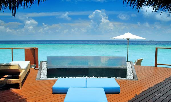 The Exotic Constance Halaveli Maldives Resort 3