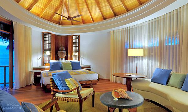 The Exotic Constance Halaveli Maldives Resort 4