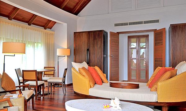 The Exotic Constance Halaveli Maldives Resort 8