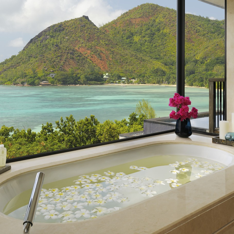 The First Raffles Resort in Seychelles 1