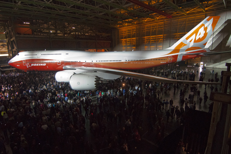 The Impressive Boeing 747-8 Intercontinental 3