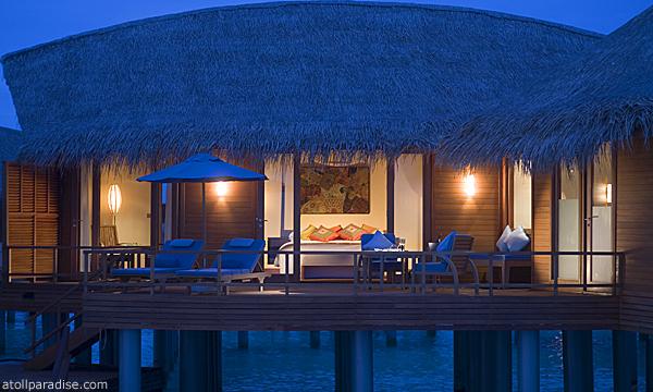 The Luxurious Anantara Resort Maldives 11