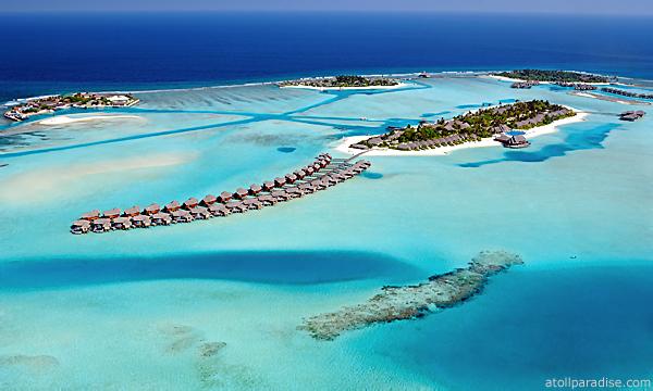 The Luxurious Anantara Resort Maldives 15