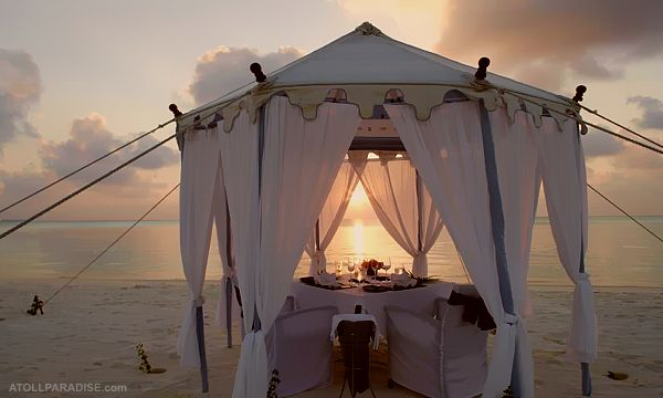 The Luxurious Anantara Resort Maldives 17