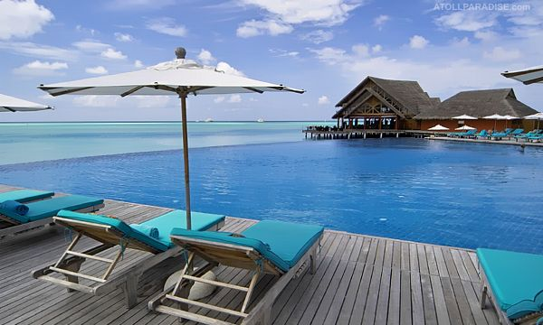 The Luxurious Anantara Resort Maldives 26