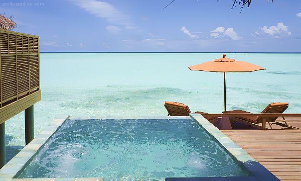 The Luxurious Anantara Resort Maldives 34