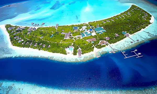 The Luxurious Island Hideaway Resort 10