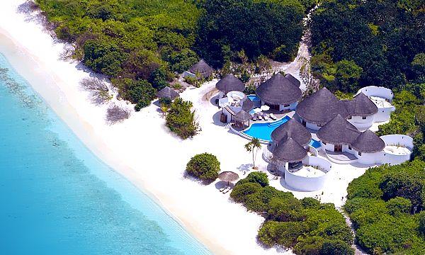 The Luxurious Island Hideaway Resort 2
