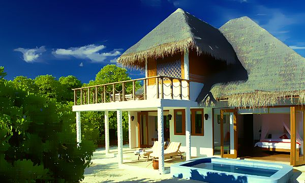 The Luxurious Island Hideaway Resort 3