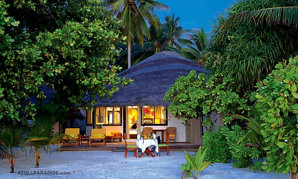 The exotic Angsana Velavaru Maldivian Resort 4