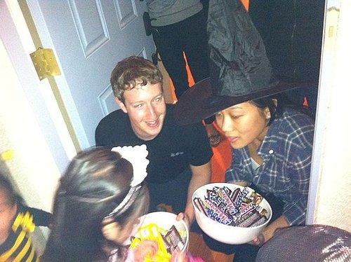 Billionaire Facebook CEO Mark Zuckerberg (29)