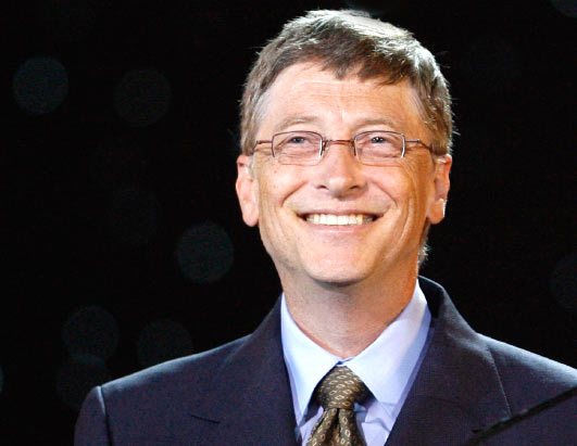 Bill Gates Changes the Lives of the Rich