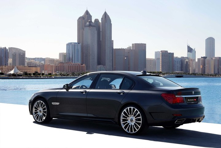 Bmw 7-Series F01 Tune by Mansory (7)