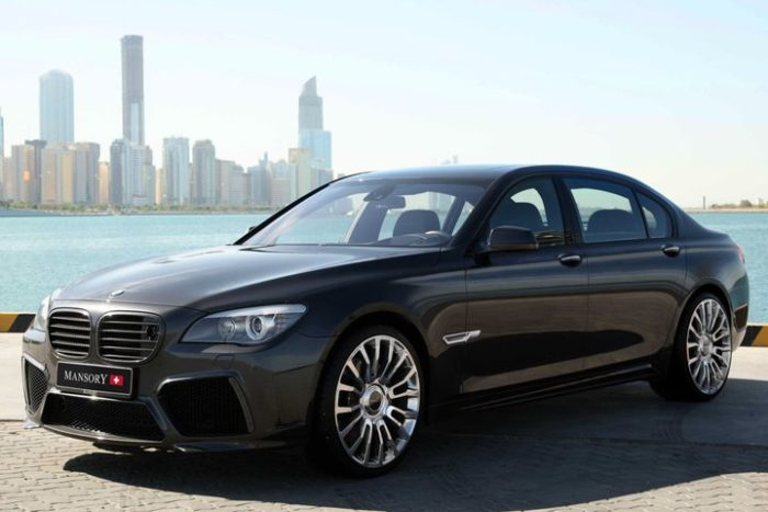 Bmw 7-Series F01 Tune by Mansory (6)