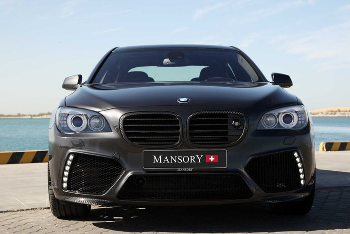Bmw 7-Series F01 Tune by Mansory (5)
