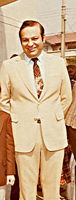 Carlos Slim Helú, a young empresario in the 1970s