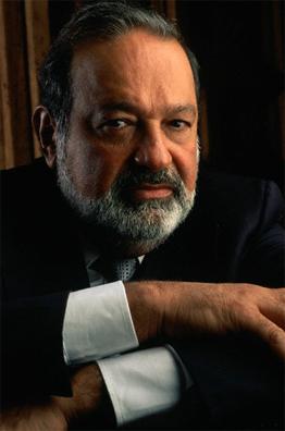 Carlos Slim Helú, in 2000