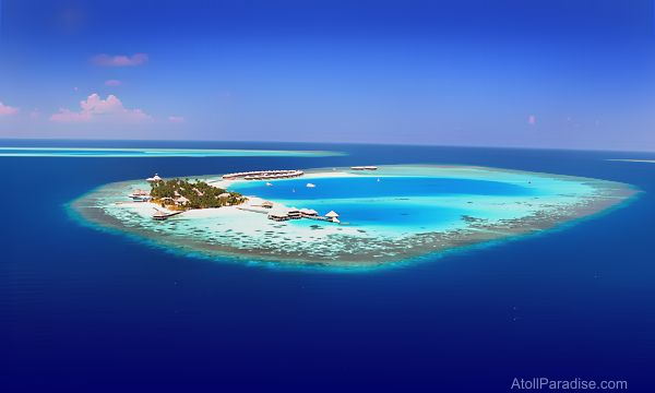 Huvafen Fushi – The Dream Island of the Maldives (2)