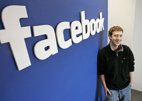 Billionaire Facebook CEO Mark Zuckerberg (7)
