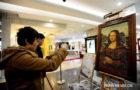 Most Expensive Replica of Mona Lisa Flaunts 100,000 Carats (2)