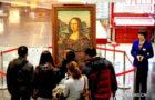 Most Expensive Replica of Mona Lisa Flaunts 100,000 Carats (1)