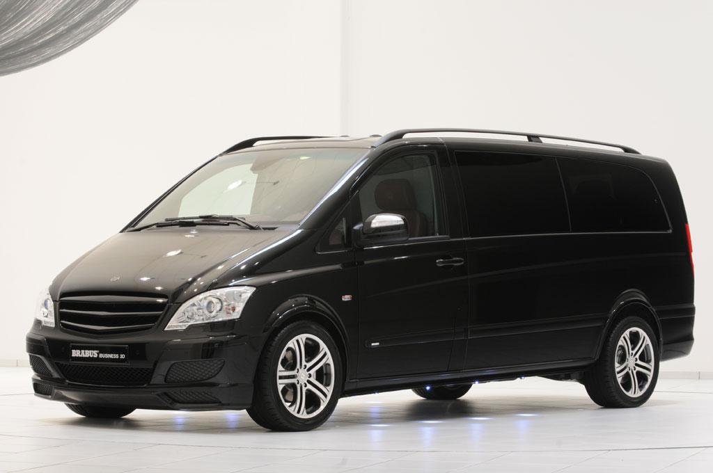 Brabus Mercedes Viano iBusiness 3D Van (22)