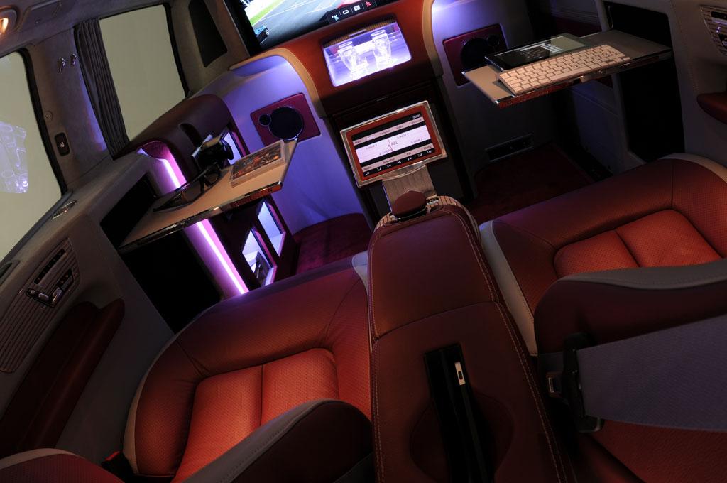 Brabus Mercedes Viano iBusiness 3D Van (13)